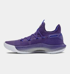 Under Armour Curry 6 Review: Side 1