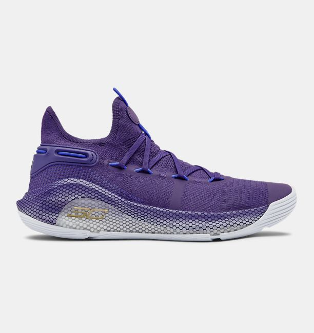 Under Armour Curry 6 Review: Side 2