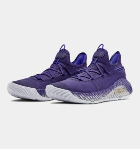 Under Armour Curry 6 Review: Overview
