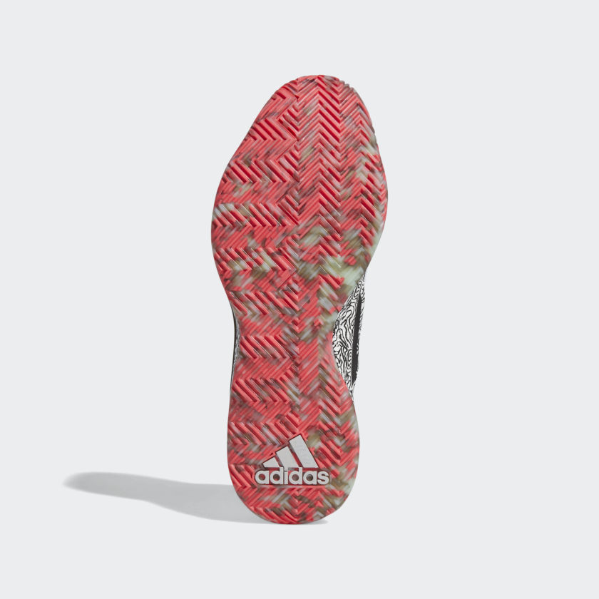 Adidas Dame 5 Review: Outsole