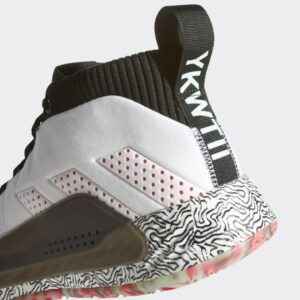 Adidas Dame 5 Review: Heel 1