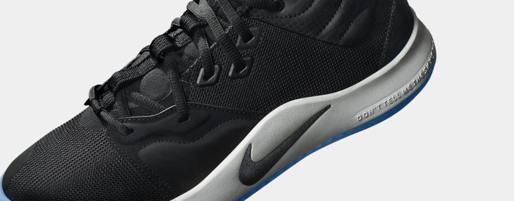 Nike PG 3 Review: Upper