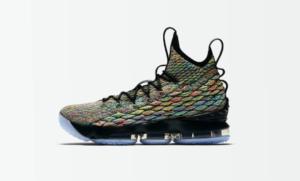 Basketball Shoes That Make You Jump Higher: LeBron 17