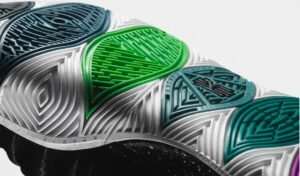 Nike Kyrie 5 Review: Outsole