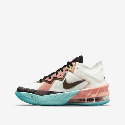 Best Basketball Shoes For Kids: LeBron 18 Low