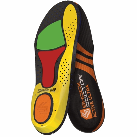 Best Insoles for Basketball Shoes: Shock Doctor Active Ultra