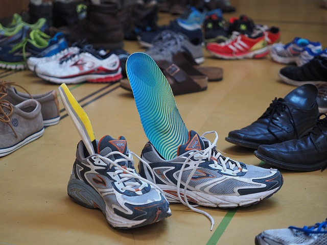 The Best Basketball Shoes for Flat Feet: Insoles 2