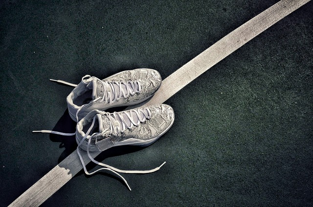 How to Clean Basketball Shoes: Dry