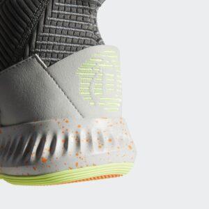 Adidas D Rose 9 Review: Heel
