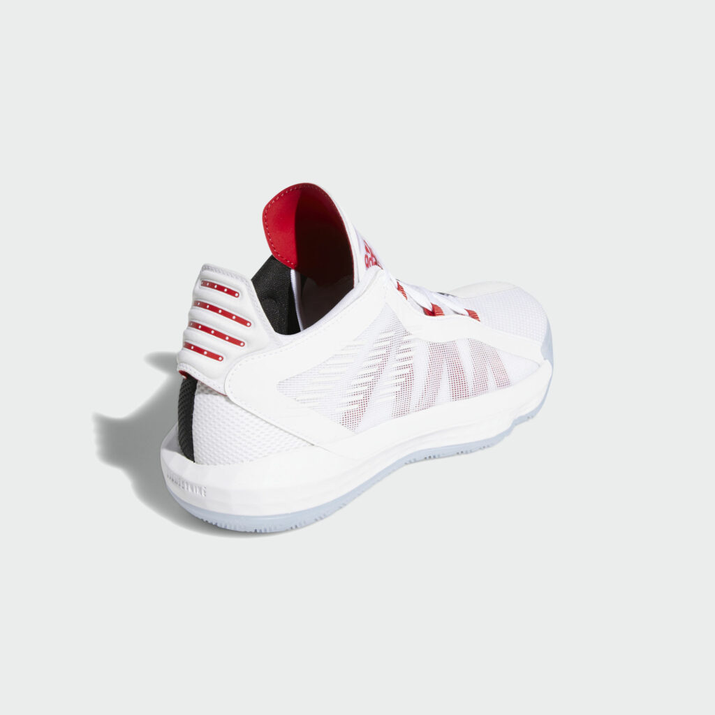 Adidas Dame 6 Review: Side 2