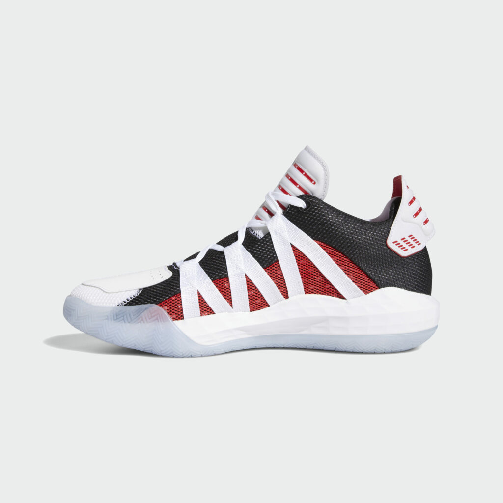 Adidas Dame 6 Review: Side 3