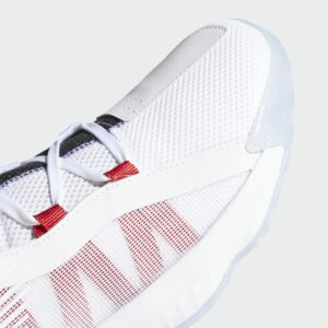 Adidas Dame 6 Review: Forefoot