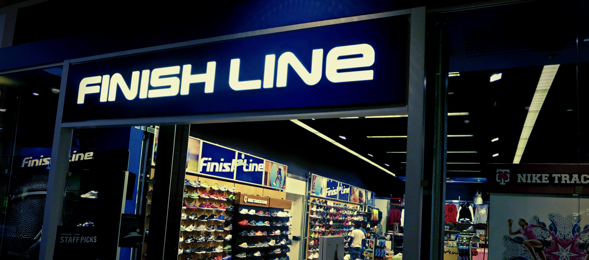 Why Finish Line?