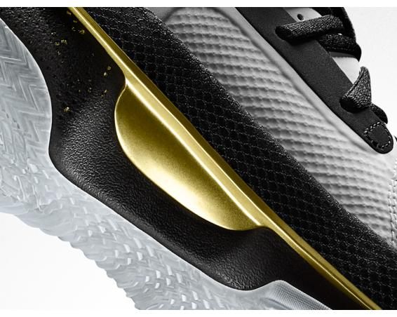 Under Armour Curry 7 Review: Support Plate