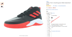Best Basketball Shoes for Wide Feet: Sizing