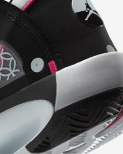 Air Jordan 34 Review: Heel