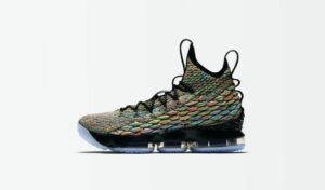 Basketball Shoes that Make You Taller: LeBron 15