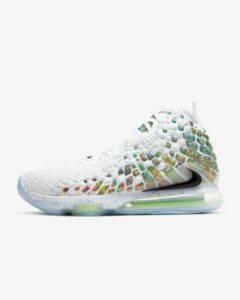 Basketball Shoes that Make You Taller: LeBron 17