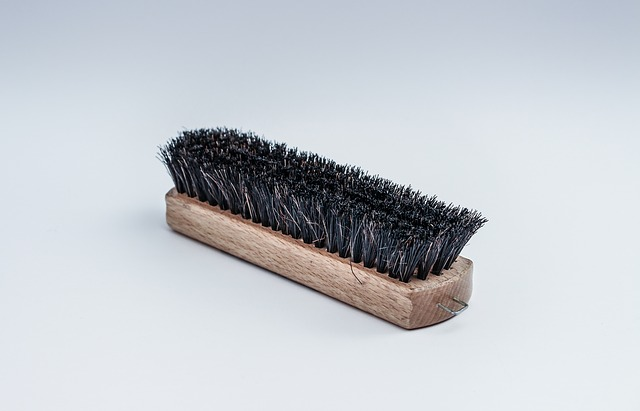 How to Make Basketball Shoes Sticky: Brush