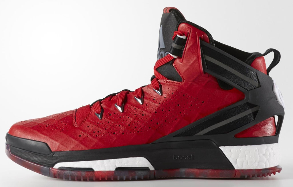Best Traction Basketball Shoes: D Rose 6