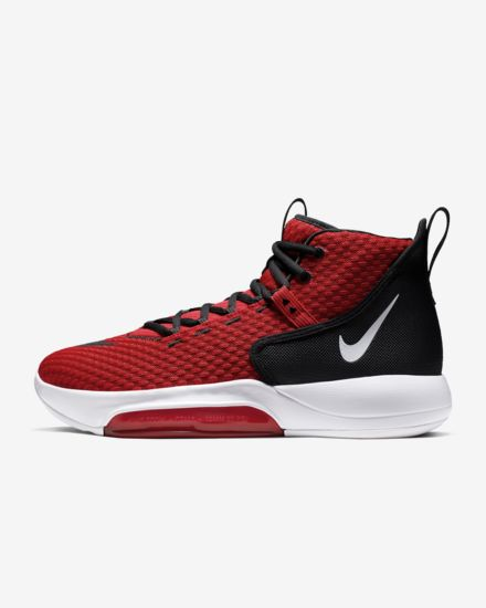 Best Traction Basketball Shoes: Nike Zoom Rize