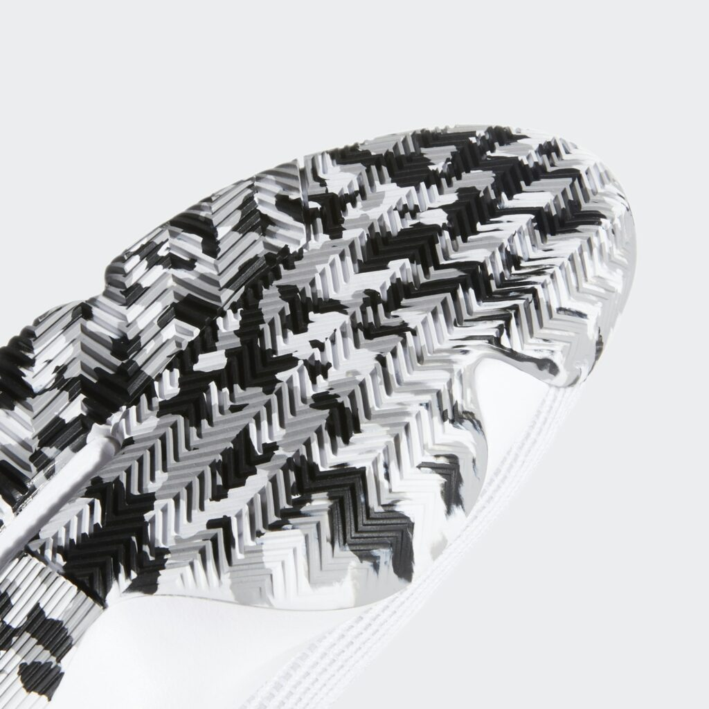 Adidas Pro Bounce 2019 Review: Forefoot