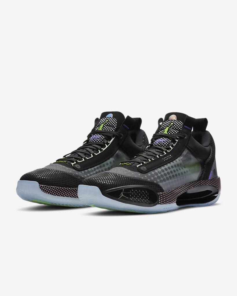 Nike AlphaDunk Review: AJ 34