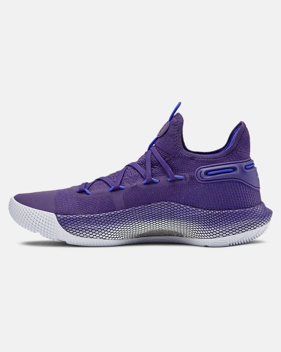 The Best Basketball Shoes With Ankle Support: Curry 6