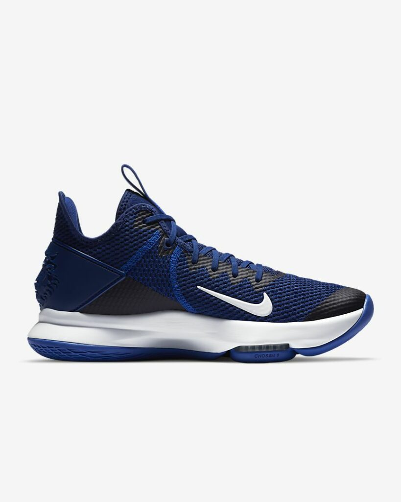Nike LeBron Witness 4 Review: Side 2