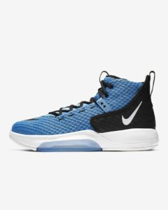 The Best Basketball Shoes With Ankle Support: Zoom Rize