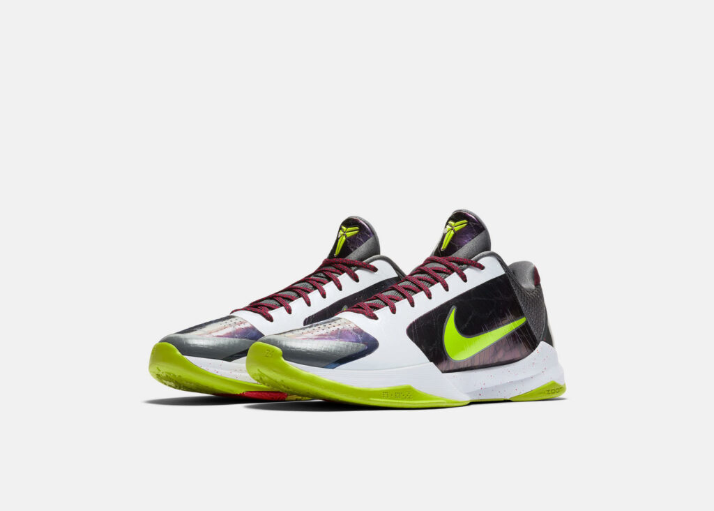 Best Low Top Basketball Shoes: Kobe 5