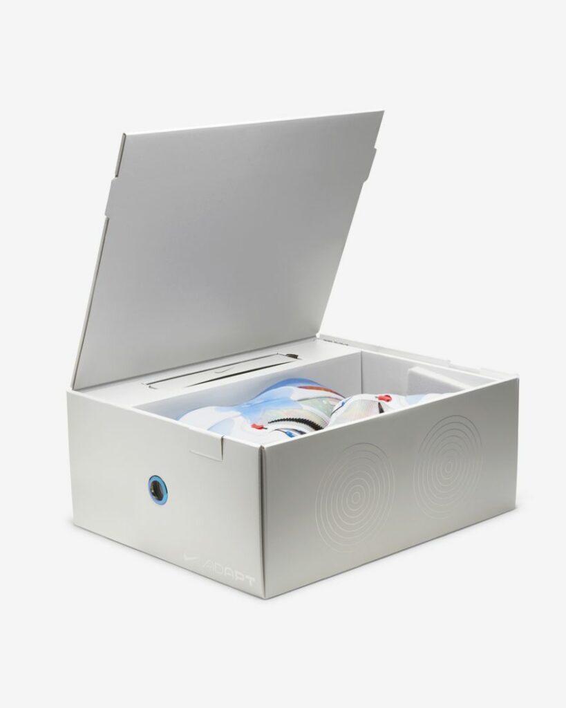 Nike Adapt BB 2.0 Review: Box
