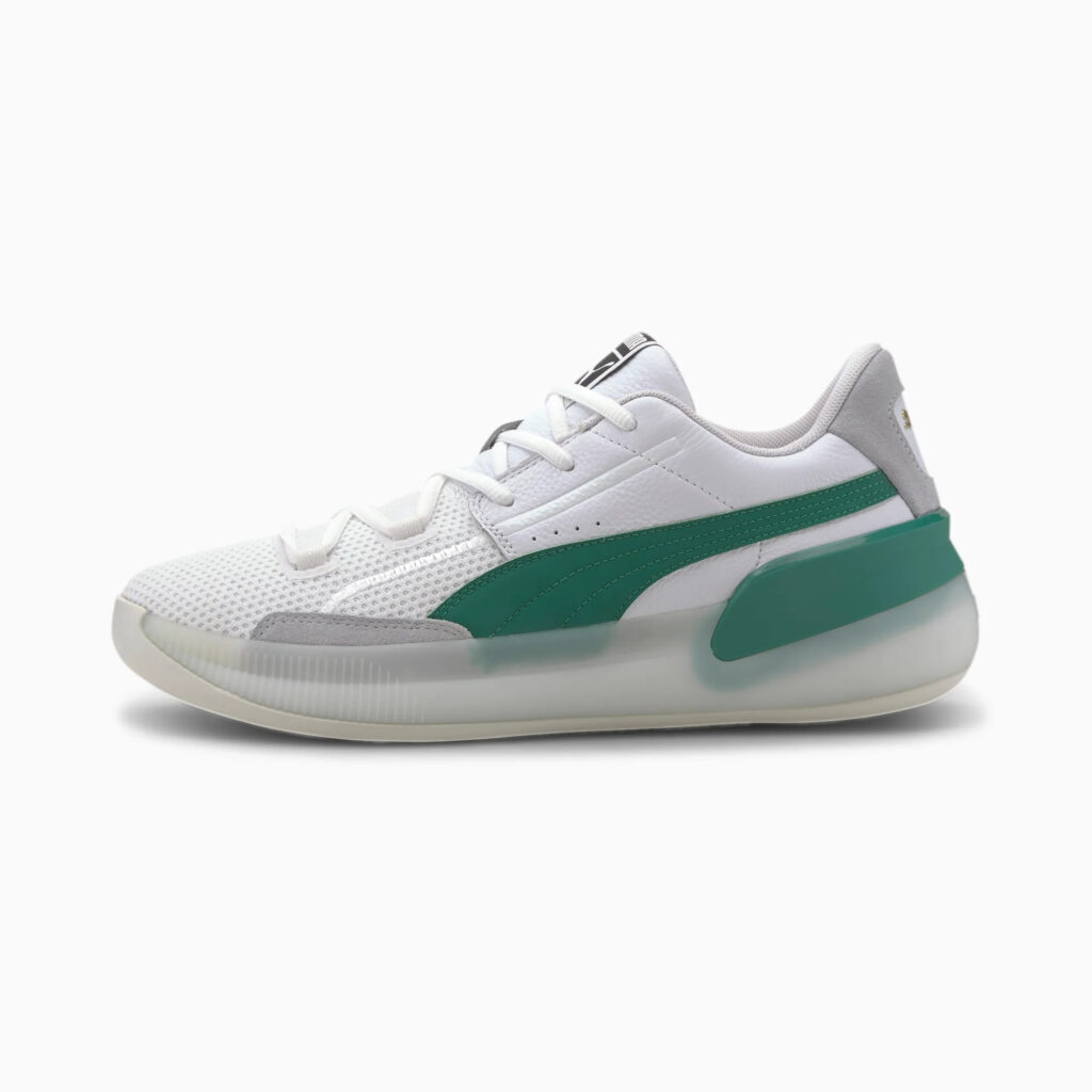 Best Low Top Basketball Shoes: PUMA Clyde Hardwood