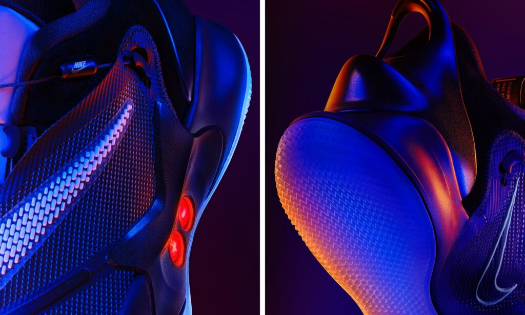Nike Adapt BB 2.0 Review: Art 2