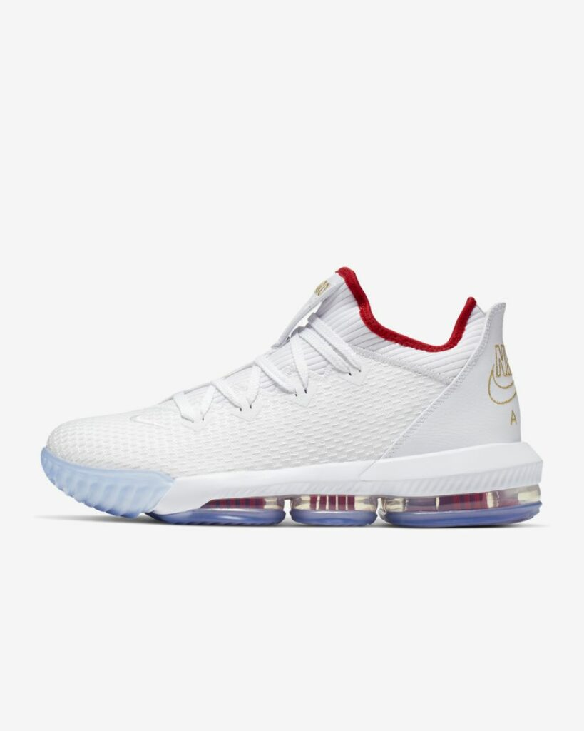Best Low Top Basketball Shoes: LeBron 16 Low