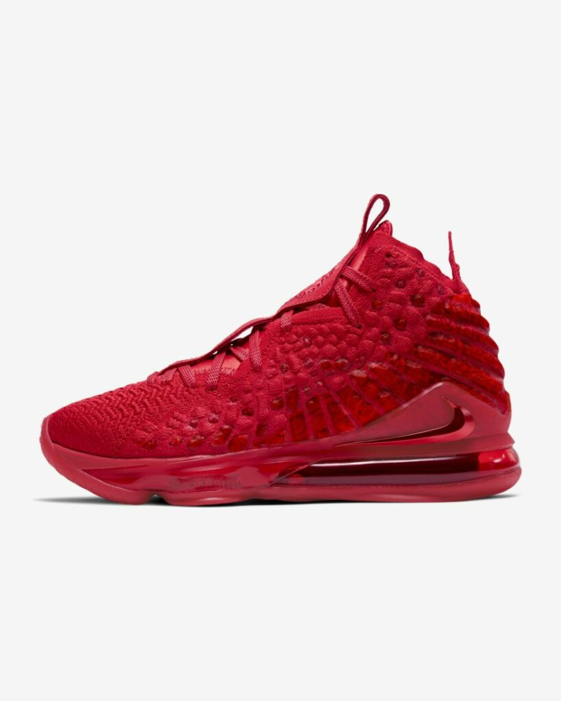 Best Basketball Shoes For Jumping: LeBron 17