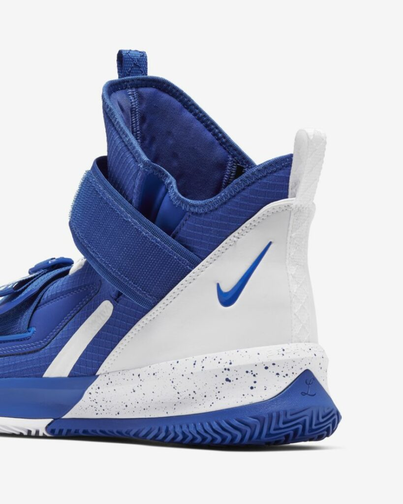 Nike LeBron Soldier 13 SFG Review: Heel