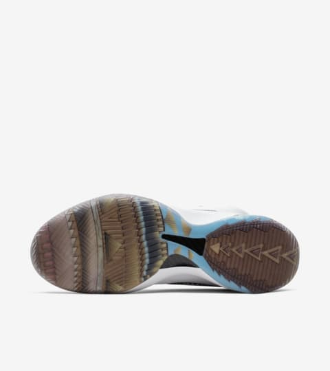 Nike Zoom Heritage N7 Review: Outsole