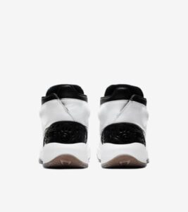 Nike Zoom Heritage N7 Review: Back Pair