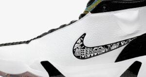 Nike Zoom Heritage N7 Review: Close
