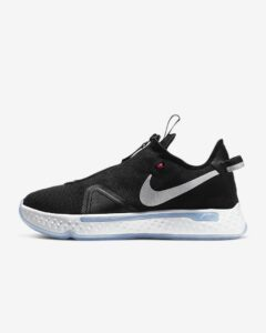 Nike PG 4 Review: Side