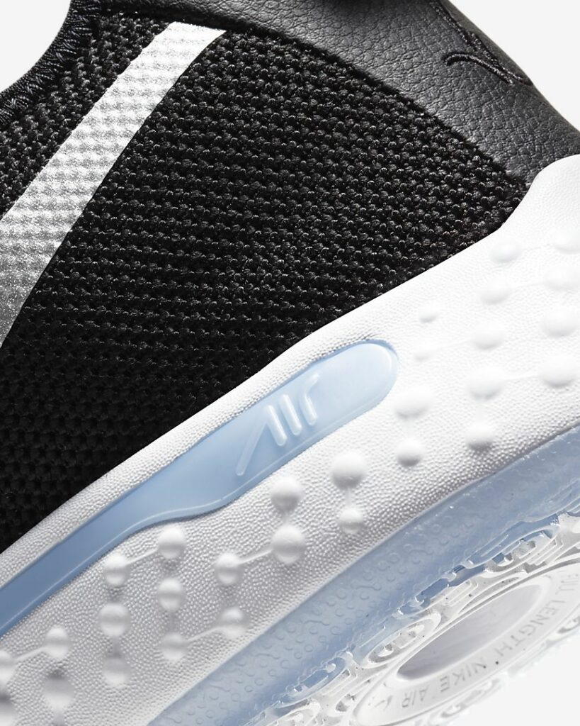 Nike PG 4 Review: Back Area