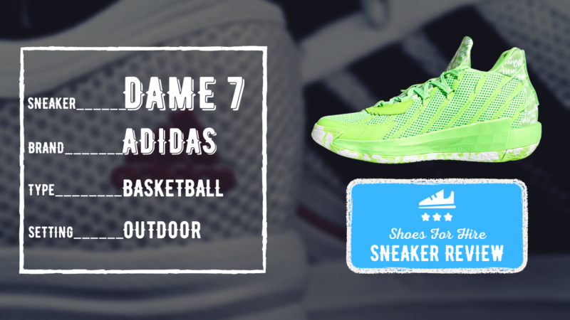 Adidas Is BACK: In-Depth Dame 7 Review