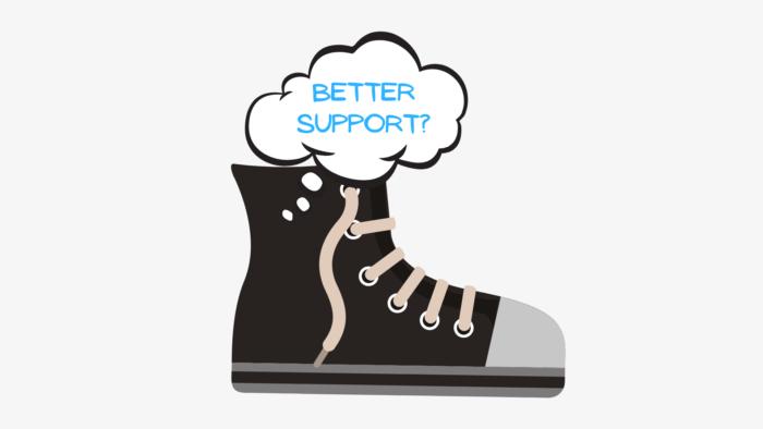 Best High Top Basketball Shoes: Better Support?