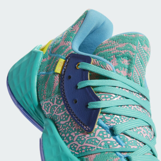 Adidas Harden Vol 4 Review: Midfoot