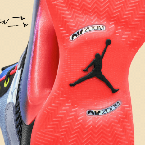 Air Jordan 35 Review: Outsole 2