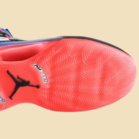 Air Jordan 35 Review: Outsole 3