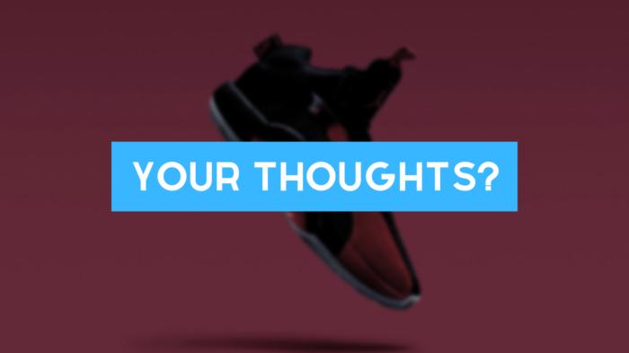 Air Jordan 35 Review: Your Take