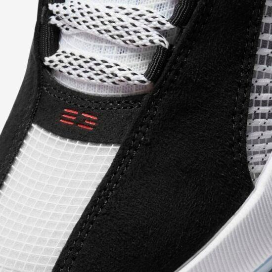 Air Jordan 35 Review: Forefoot
