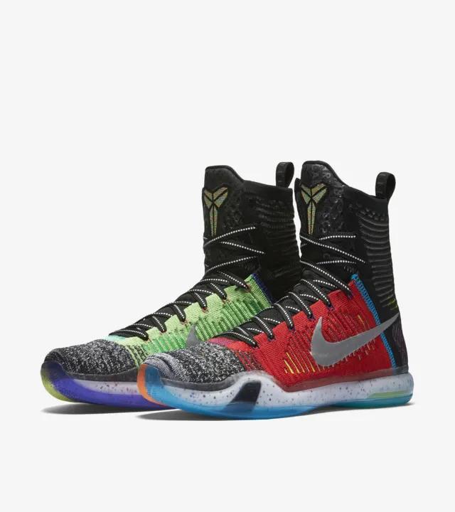 Best High Top Basketball Shoes: Kobe 10 Elite